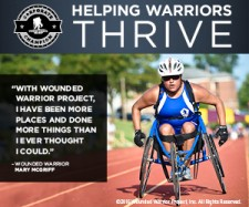 SafeRacks Supports Wounded Warrior Project