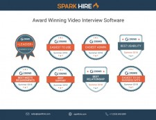 Spark Hire Wins All G2 Crowd Awards in Video Interviewing Index Report