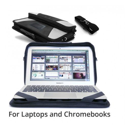 Beekmantown Central School District Standardizes on Rugged Laptop Case for Its 1:1 Chromebook Rollout