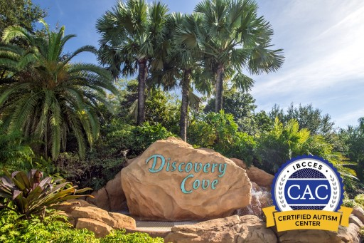 Discovery Cove is Now a Certified Autism Center