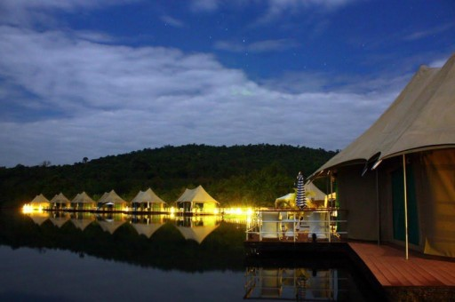 4 Rivers Floating Lodge: One of the Best Hotels in Cambodia Sits on a River