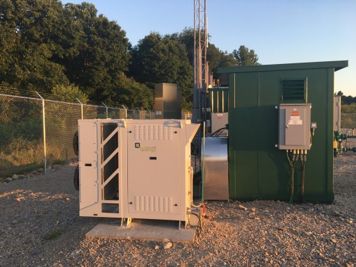 A Stirling Engine Celebrates 20,000 Hours of Uninterrupted Operation on Earth Day