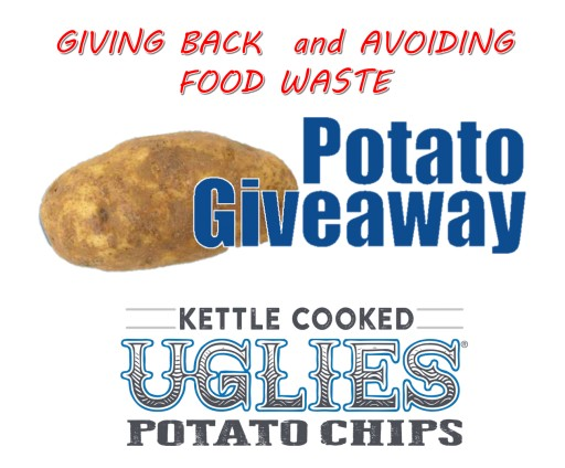 Uglies Potato Chip Brand is Helping the Community and Reducing Food Waste