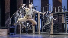 Newsies at the Axelrod Performing Arts Center