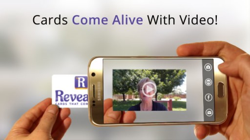 REVEALiO Develops New Augmented Reality Marketing App to Help Businesses Connect with Their Customers