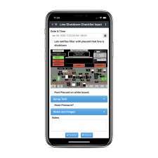 Webalo Forms and Checklists for Mobile Devices