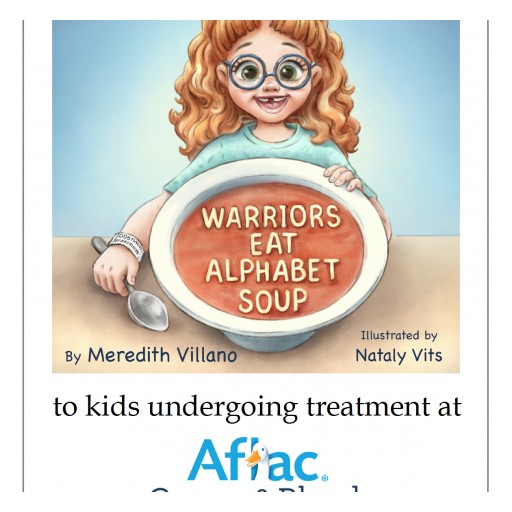 Pacific Book Review Says Children's Book 'Warriors Eat Alphabet Soup' is a Must-Have for Any Child Dealing With a Health Issue