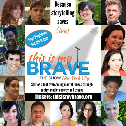 """This Is My Brave: The Show"" Dispels Mental Illness Stigma With New York City Event"