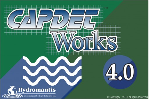 Hydromantis Releases Capdetworks™ v4.0 - an Open Platform for Preliminary Design and Financial Planning of Wastewater Treatment Plants