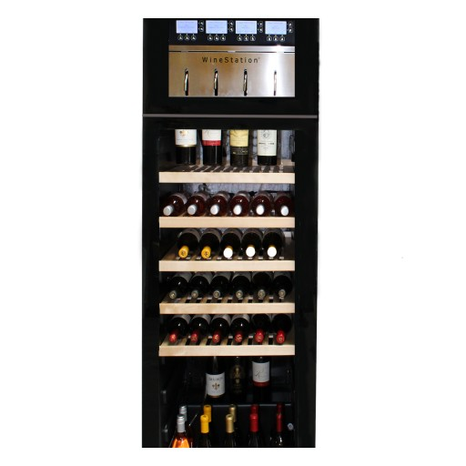 Napa Technology Announces New WineStation® Cellar: Dispenses and Stores Wine