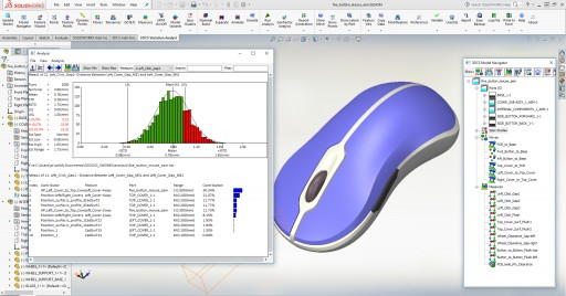 DCS Announces New Software Product 3DCS for SOLIDWORKS, Fully Integrated in Dassault Systemes' CAD Design Software