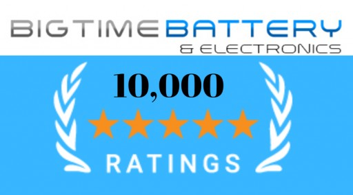 BigTime Battery Opens New Distribution Warehouse in Central Florida