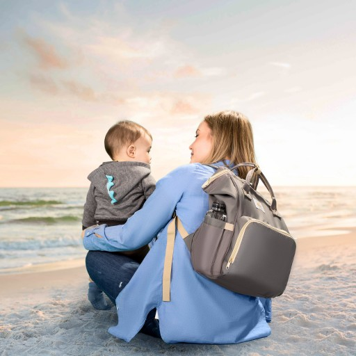 Special Lazy Monk Discount for the Newly Launched Diaper Bag Backpack