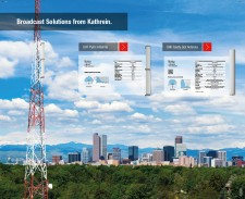 Kathrein Broadband Pylon Antenna Family