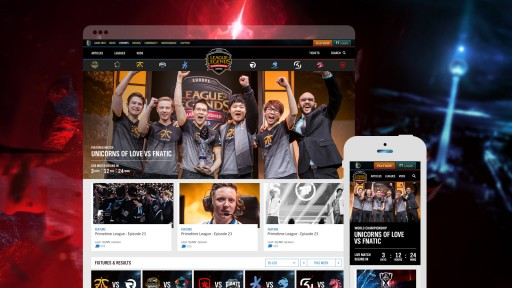Clock Creates European Site for Riot Games' League of Legends