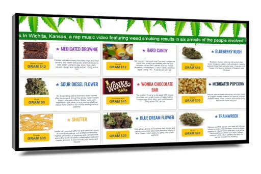 Mvix Partners With MJ Freeway for POS-Integrated Dispensary Menus
