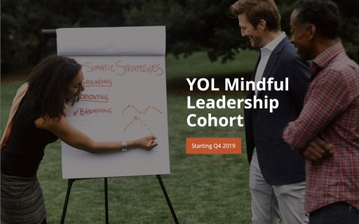 YOL Announces Mindful Leadership Cohort Initiative at Culture First