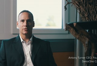 SwissOne Capital Founder & CEO, Antony Turner
