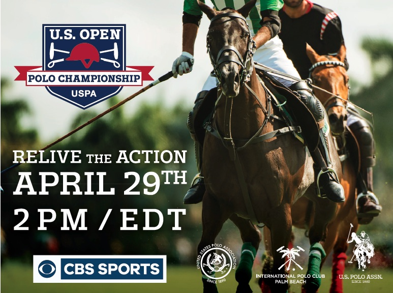 c5dc635f8cd1 United States Polo Association   U.S. Polo Assn. Announce CBS Sports ...