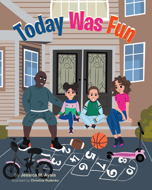 Jessica M. Ayala's New Book 'Today Was Fun' is a Charming Board Book That Talks About Ways on How to Make a Kid's Day Fun and Unforgettable