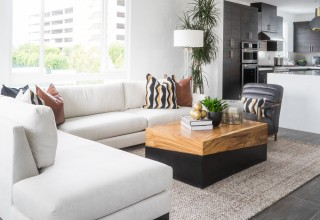 Living Room, Plan 3