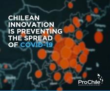 Chilean innovation preventing the spread of COVID-19