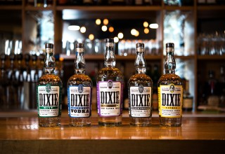 Dixie Southern Vodka is the largest premium craft vodka produced in the Southeast