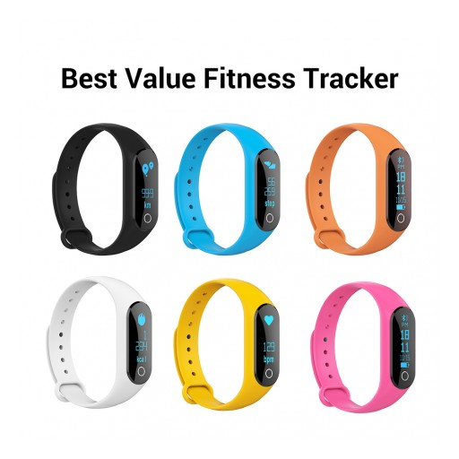 CoWatch Maker Announces 'Best Value Fitness Tracker'