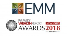 EMM Wealth Shortlisted for Family Wealth Report Awards 2018