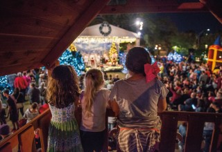 Santa's village makes the Christmas season special for Tampa Bay Area children.