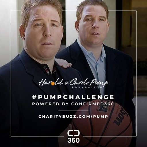 Confirmed360 Teams With #Pumpchallenge and Charitybuzz for Special Auction Harnessing Star Power for Good