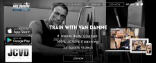 Train with Van Damme NOW AVAILABLE