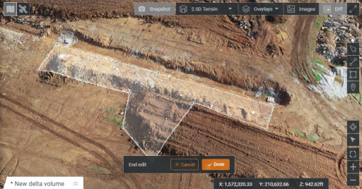 HCSS Aerial Drone Software Increases Functionality; Adds Integration With HCSS HeavyJob Project Management