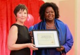 The Toronto Chapter of Youth for Human Rights International (YHRI) awarded the Hon. Dr. Jean Augustine for her stellar human rights advocacy.