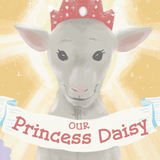 Author Millie Gallahan's New Book 'Our Princess Daisy' is a Fun Story of a Girly Goat Who Has an Unexpected Accessory