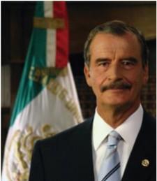 Vicente Fox, Former President of Mexico