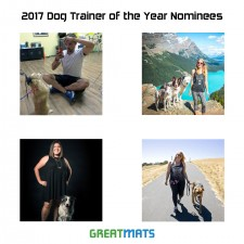 2017 Greatmats National Dog Trainer of the Year Nominees