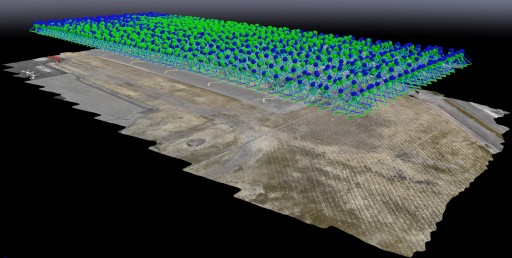 AeroTEC Conducts First UAS Part 77 Survey of Washington State Airports for WSDOT