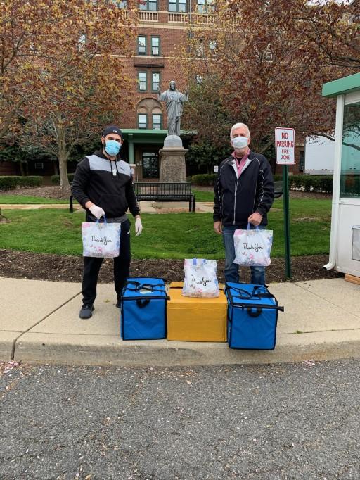 The Senior Company and NJ Gourmet Donate Meals to Holy Name Hospital