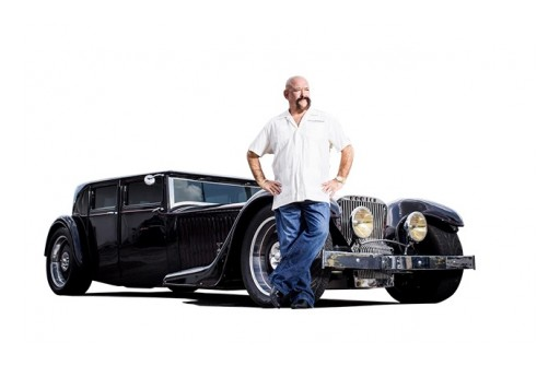 See Ted Vernon at the Largest Combined Car Show & Swap Meet in the USA