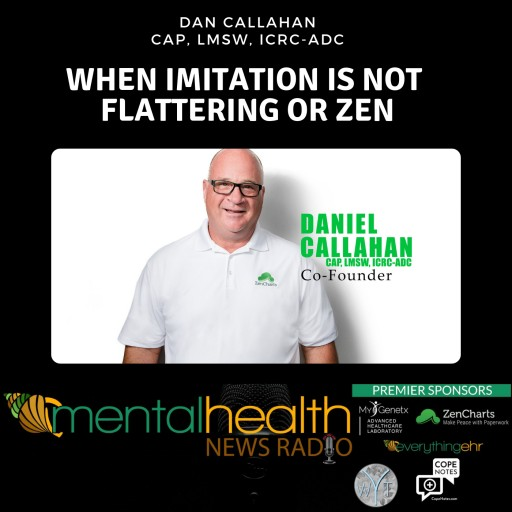 Innovative Electronic Health Records Company ZenCharts Sponsors Mental Health News Radio Network