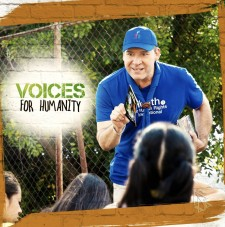 Scientology  VOICES FOR HUMANITY announces a new episode featuring the work of human rights activist Braulio Vargas.