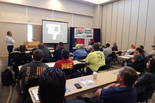Tennessee Tow Show Offers Three Days of Seminars, Training, Demos and Exhibits