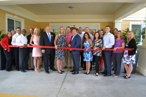 Discovery Village at the Forum Celebrates Brand New Independent Living Community With Formal Ribbon Cutting Ceremony