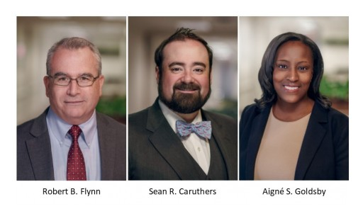 Neubert, Pepe & Monteith, P.C. Welcomes Attorneys Robert Flynn, Sean Caruthers and Aigné Goldsby