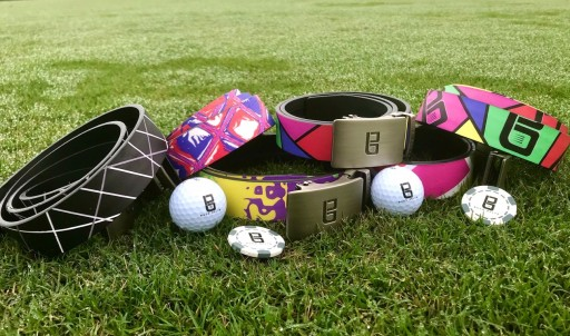 Buca Belts - Adding Color to the Golf Belt Game