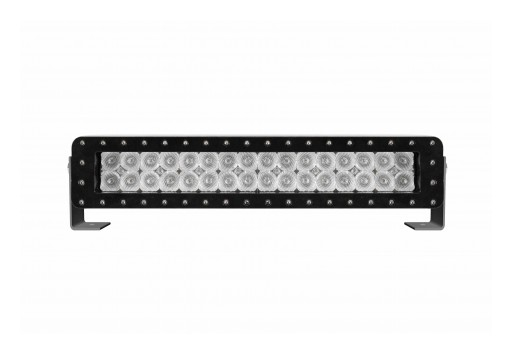 Larson Electronics Releases Industrial Heavy-Duty Infrared LED Light Bar, 3.6W, 1,550nm, IP68