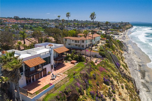 Stunning Oceanfront Property in Encinitas, California, Breaks Sales Record