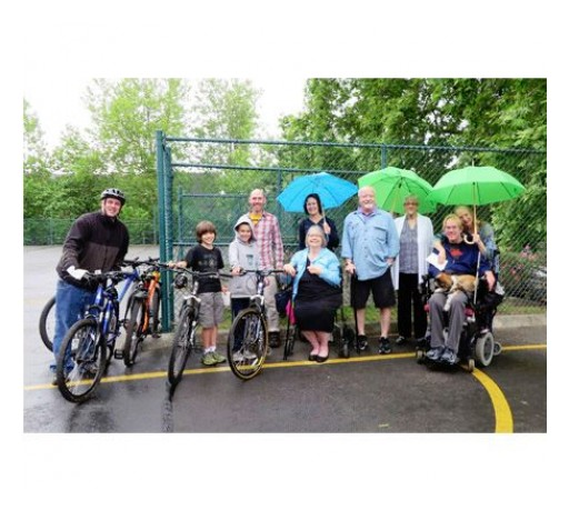 Safe Streets for All at National Bike Month Celebration