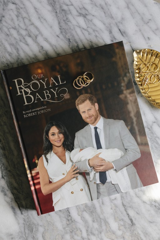 Disrupting Cultured Diamonds Luxury Jewellery Brand Lark & Berry Featured Twice in the 'Our Royal Baby' Book